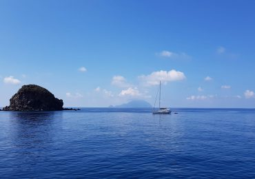 Pollara, tra i luoghi più famosi delle Eolie per il suo mare e non solo