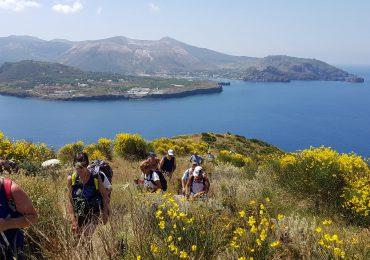 Tour isole Eolie, trekking giugno 2019