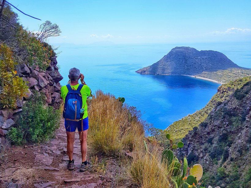Isole Eolie Trekking Maggio 2021